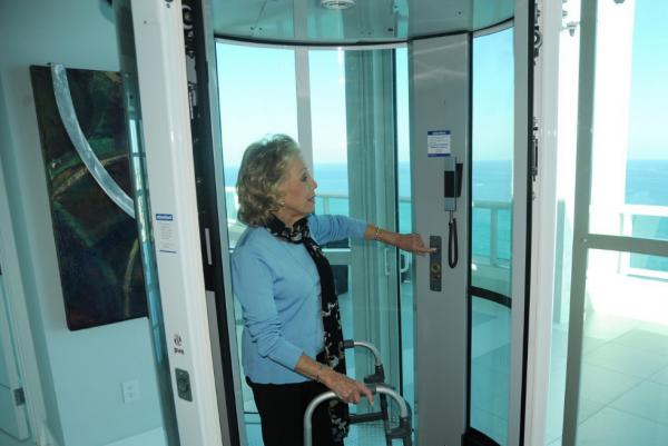 elevador neumático WOLAIR
