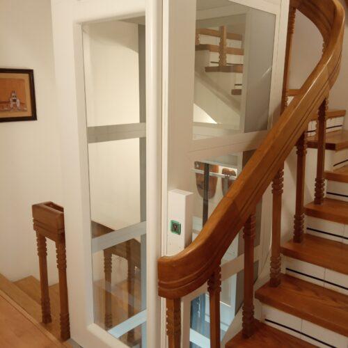 plataforma elevadora de personas casa