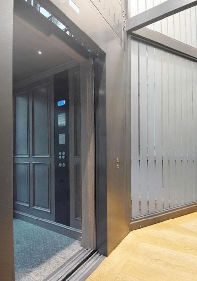 ascensores lujosos