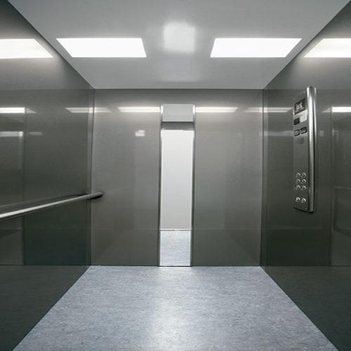 gearless ascensor